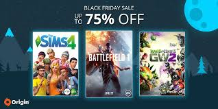 black friday origin sale friday battlefield 1 fifa 17 o titanfall 2 de oferta en origin
