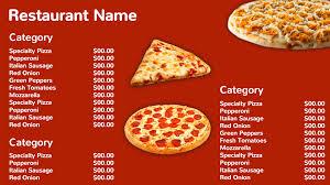 100 illustrator menu template elegant trifold restaurant