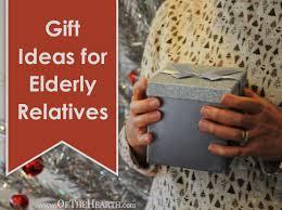 gifts for elderly gift ideas for elderly relatives