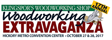 2017 woodworking extravaganza