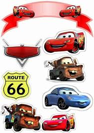 cars cake toppers cars free printable cake toppers is it for is it free