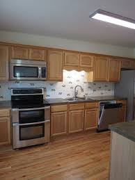 Staining Kitchen Cabinets Cost Kitchen Cabinet Staining Cost U2014 Decor Trends The Process Of