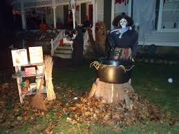 diy outdoor halloween props