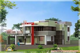 Modern Home Design In Kerala New House Front Designs Models Small Home Design Kerala