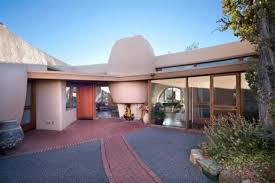 adobe house frank lloyd wright s only adobe house hits the market curbed