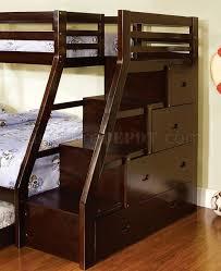 Bunk Bed Options Bk611ex Ellington Bunk Bed In Walnut W Options