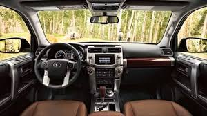 toyota 4runner 2016 car specifications and features interior