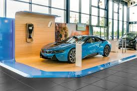 showroom design bmw i series hasenkopf