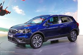 suzuki sx4 s cross tested autoevolution