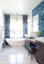 gray bathroom designs green and gray bathroom coastal blue powder room makeover before