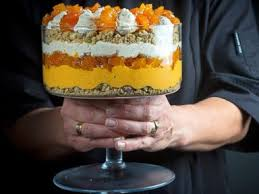 thanksgiving pumpkin cheesecake trifle recipe tasting table