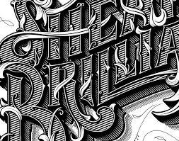 shear brilliance los angeles magazine luke lucas typographer