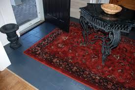 red floor paint méli mélo art annie sloan chalk paint