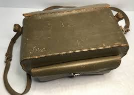 leica bags leica original vintage bag leather with accessories