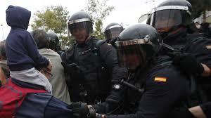der ausgang des referendums in katalonien scheidung auf