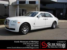 roll royce price 2017 2017 rolls royce ghost in troy mi united states for sale on
