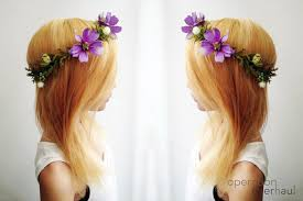 flower headbands diy diy flower headband webwoud