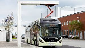 volvo group global swedish town of värnamo goes electric volvo buses