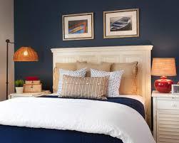 The Coolest It Girl Bedrooms We Want To Steal Teal Bedroom - Dark blue bedroom design