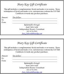 sample blank gift certificate template free gift certificate