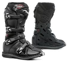 motocross gear kids forma youth cougar boots revzilla