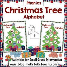 christmas literacy center ideas make take u0026 teach