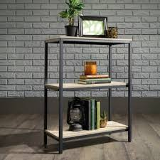 Industrial Bookcases Rustic Bookcases You U0027ll Love Wayfair