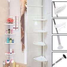 Bathroom Caddies Shower Bathroom Bathtub Shower Bath Caddy Soap Holder Corner Rack Shelf