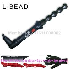 Bed Head Curling Iron New Bed Head Curve Bubble Ceramic Curling Wand Special Hair