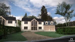 4 designer homes uk new build house designs homely inpiration