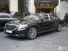 maybach 2015 mercedes maybach s600 25 october 2015 autogespot