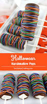 halloween party food ideas for children halloween marshmallow pops more chocolate covered marshmallows