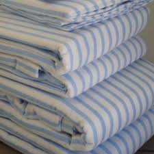 blue and white striped bedding diy bedding bed linens sets bedding
