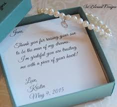 Gifts For Future In Of The Groom Bracelet Of Bracelet In