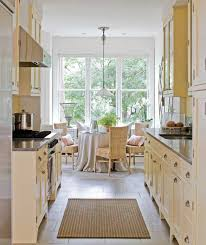 Kitchen Ideas For Small Kitchens Galley - beautiful efficient small kitchens traditional home