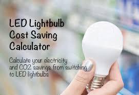 led light consumption calculator led savings calculator