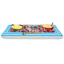 Inflatable Table Top Buffet Cooler Table Decorations