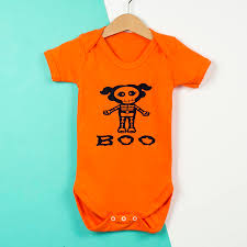 Halloween Skeleton Bodysuit Halloween Skeleton Baby Grow Boy Or Design By The Best Of Me