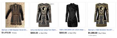 h m black friday balmain x h u0026m is sold out