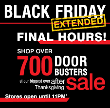 younkers hurry hours black friday door busters end 11pm