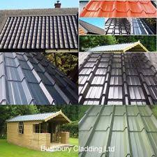How To Re Roof A Shed With Onduline Corrugated Roofing Sheets by Stable Roofing Sheets Ebay