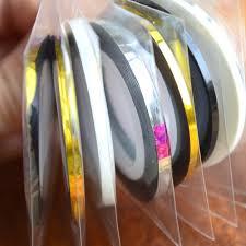 aliexpress com buy 1x nail art rolls striping tape new 2mm 3mm