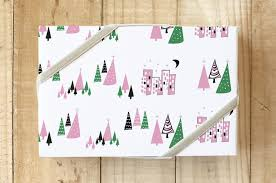 modern christmas wrapping paper mid century modern gift wrapping paper