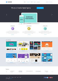 60 free responsive html5 css3 website templates