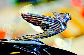 1938 cadillac v 16 ornament 2 photograph by reger