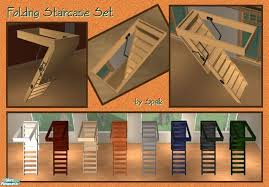 spaik u0027s folding staircase set