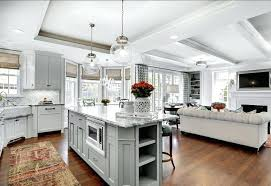 open floor plan kitchen and family room great room kitchen floor plans open floor plans the d small kitchen
