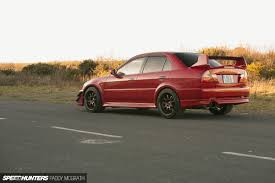 mitsubishi evo 2016 an irish evolution speedhunters