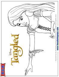 disney princess rapunzel coloring page h u0026 m coloring pages