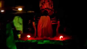 adventure fright fest at six flags over georgia 2015 youtube